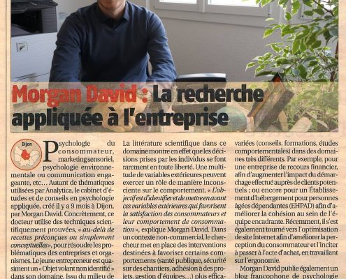 Article du Journal du Palais