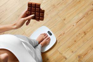 poids chocolat