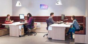 boutique SNCF expérience-client
