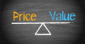 valeur prix psychologiques ventes