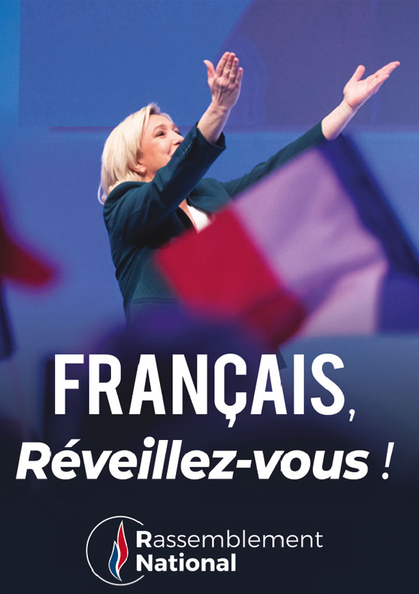 le pen communication psychologie flop