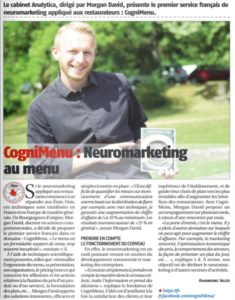 article CogniMenu