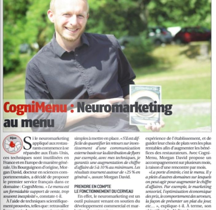 article CogniMenu