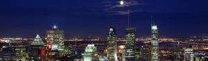 Skyline de Montréal
