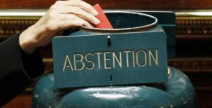 absention