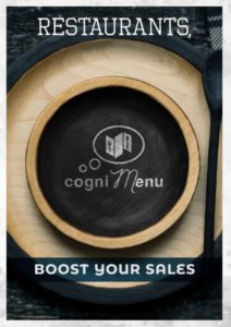 CogniMenu brochure first page