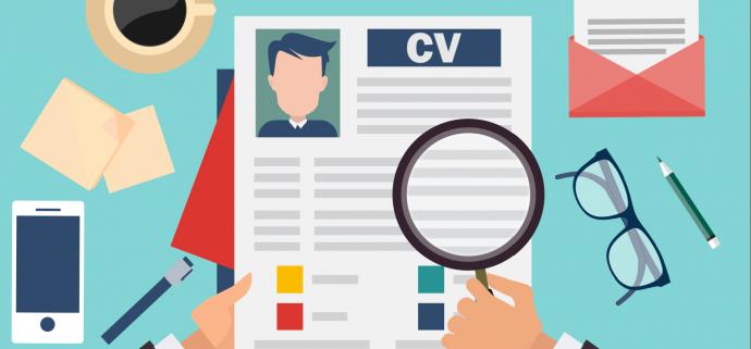 CV hobbies psychologie