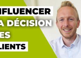 influencer décisions clients neuromarketing ventes